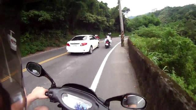 Motos grandes en Taipei