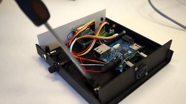 WorldTripLogger: proyecto Arduino para viaje en moto