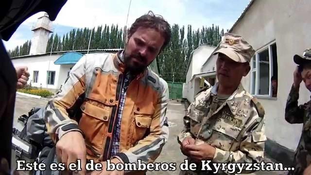 Kyrgyzstan: Bomberos y parches!