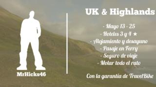 Viaja a Escocia con MrHicks46